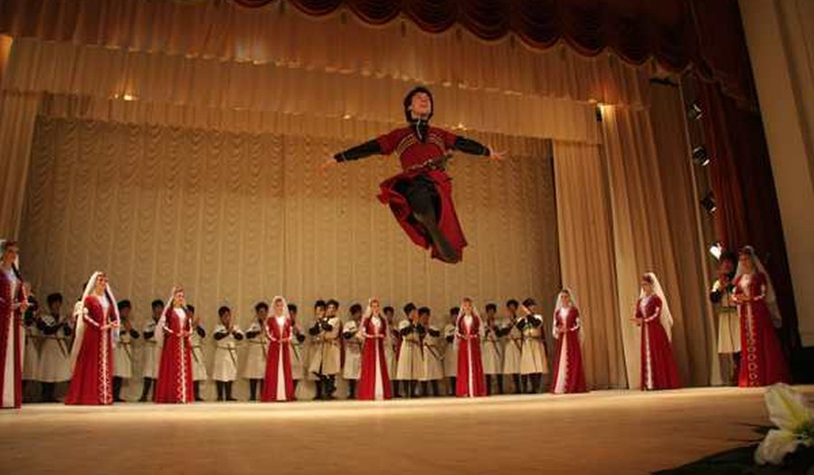 State Folk Dance Ensemble of the Republic of Abkhazia