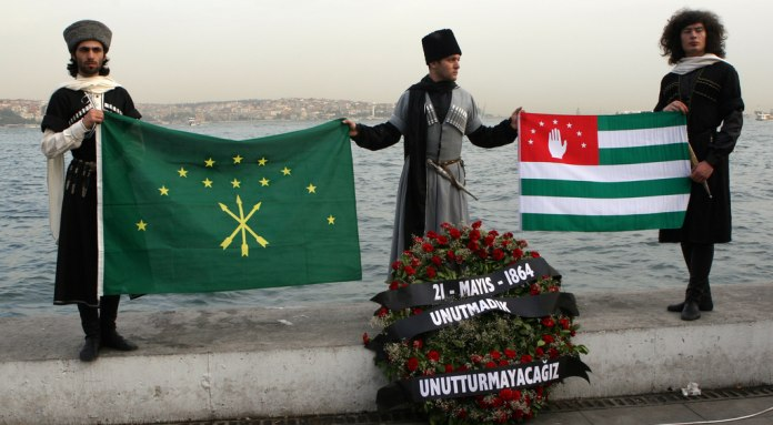Circassians and Abkhaz Diaspora in Turkey