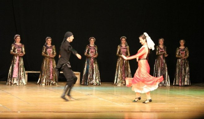 Ridade Dance Ensemble