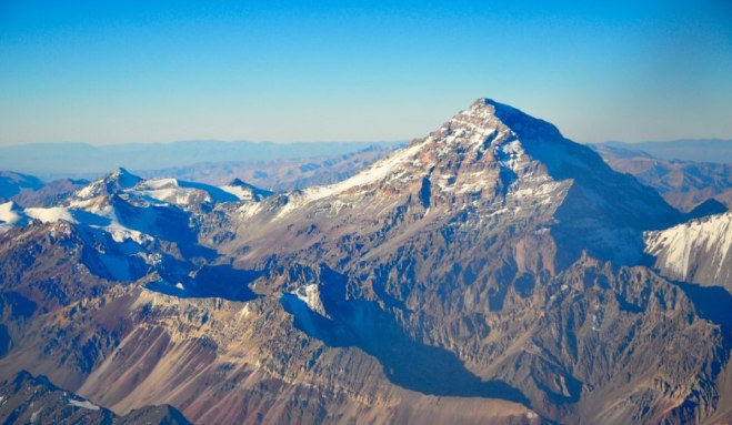The Mountain Aconcagua