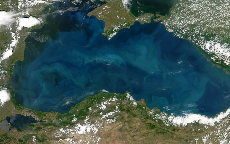 Black Sea Abkhazia and Turkey