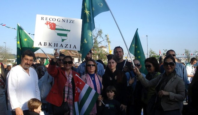 Circassian and Abkhaz Diaspora in Turkey