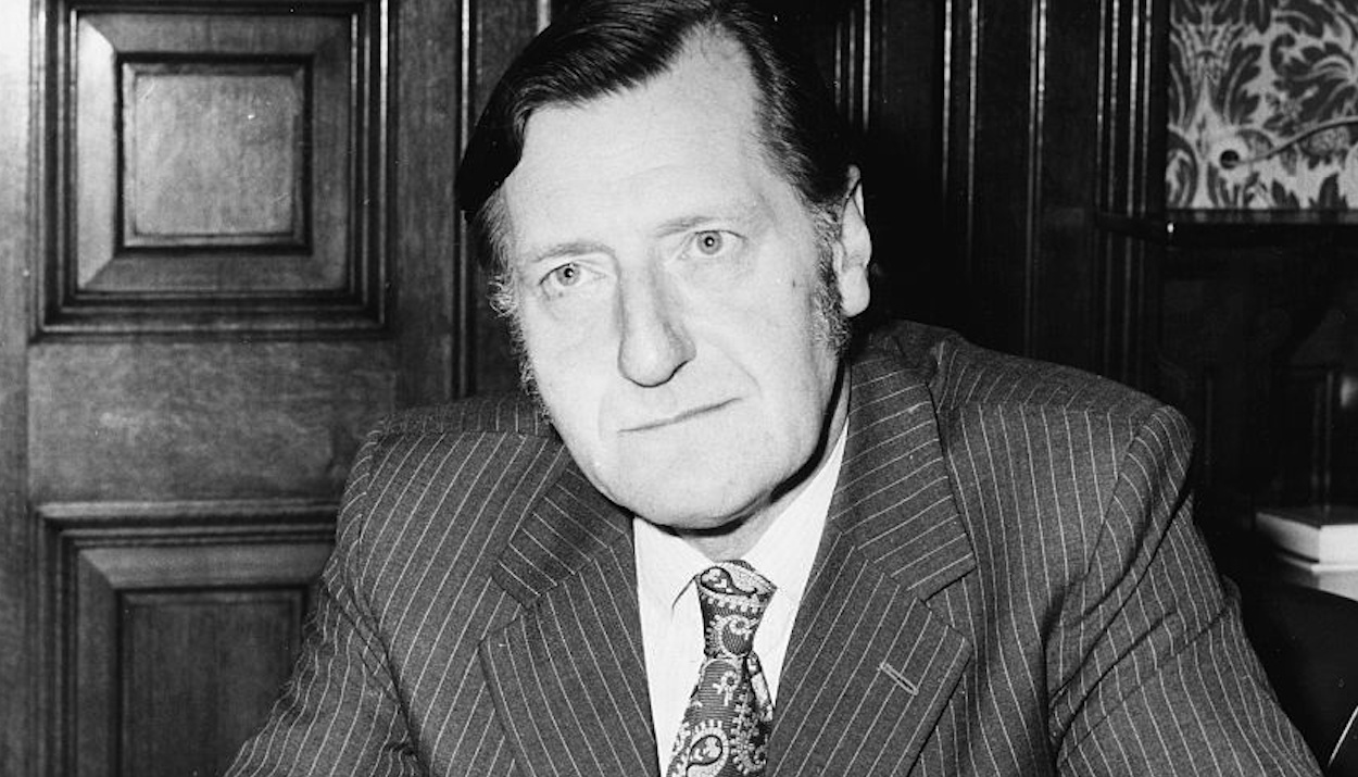 David Ennals, (1922 – 1995) was a British Labour Party politician and campaigner for human rights.