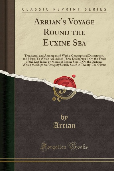 Arrian's Voyage round the Euxine Sea