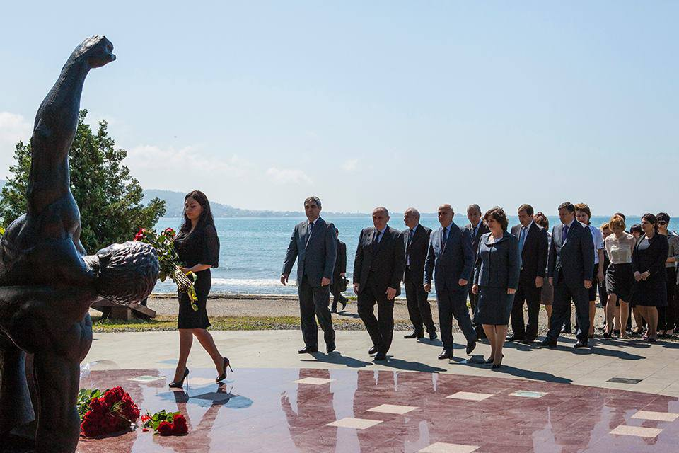 The Day of Remembrance of the Victims of the Caucasian War is being Marked Today in Abkhazia