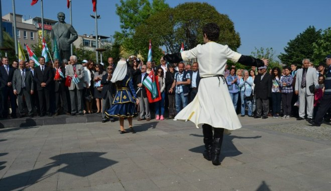 Abkhaz Culture Day in Istanbul, Turkey