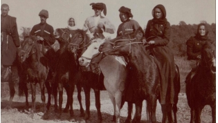 A group of Abkhazians (1903)