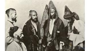 Abkhazians in 1867