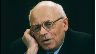 Andrei Sakharov During a Press Conference
