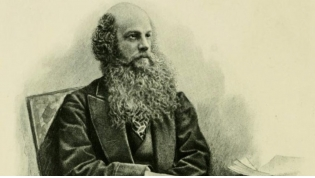 Laurence Oliphant (1829 – 1888), a Member of Parliament, British author, traveller, diplomat.