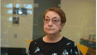 Natella Akaba, Chairperson of the board of the Association of Women of Abkhazia, former member of Parliament